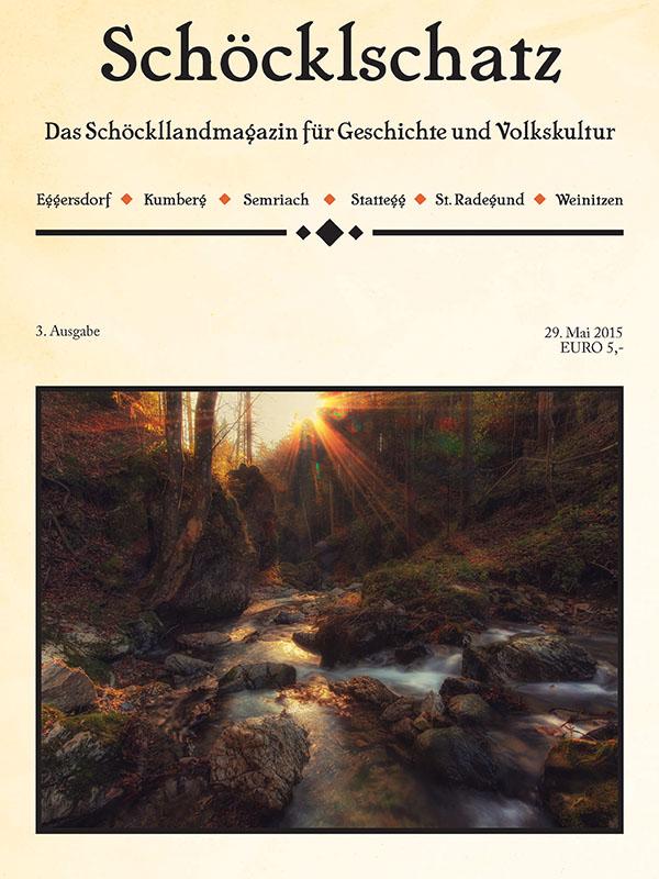 Cover 3. Ausgabe