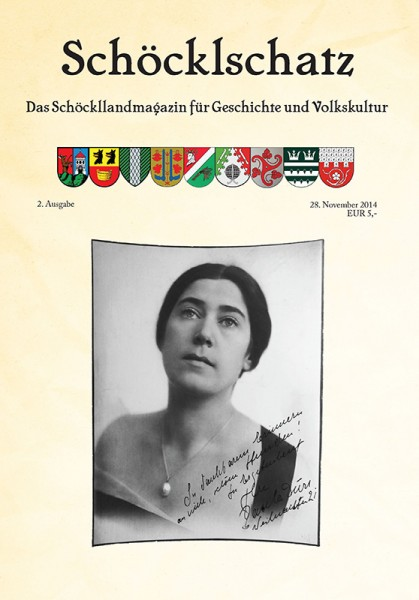 Cover 2. Ausgabe Schöcklschatz Magazin